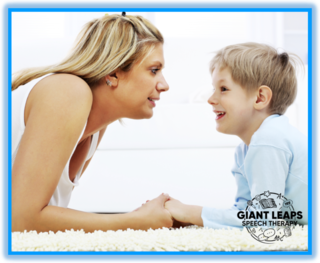 How to communicate with children who have unclear speech