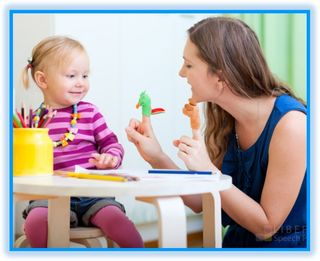 Using Self Talk and Parallel Talk to Facilitate Toddler Language